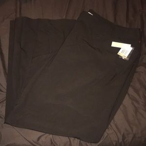 NWT MICHAEL Michael Kors Chocolate Dress Pants